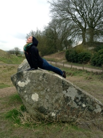 Being Ariel at Avebury